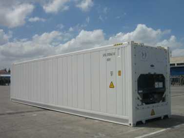 Container lạnh 40feet